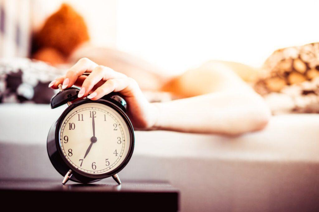 rutina de dimineață