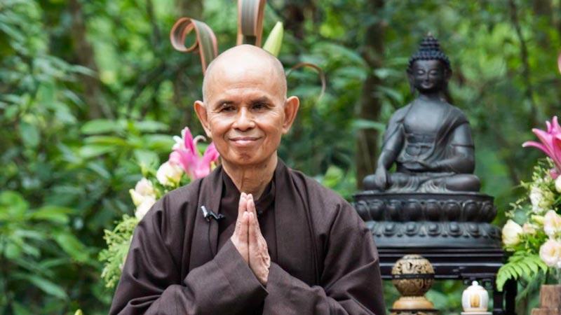 Thich Nhat Hanh despre frica de schimbare