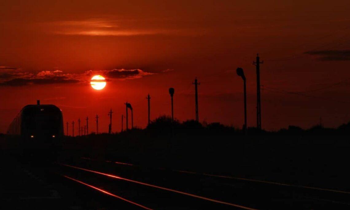 tren apus