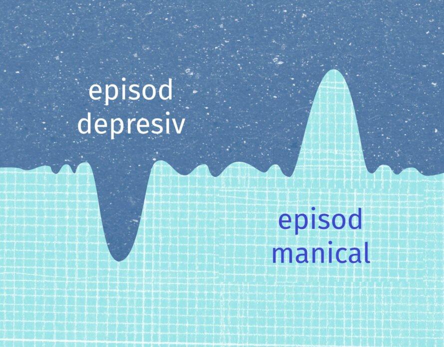 trăirea cu tulburare bipolară
