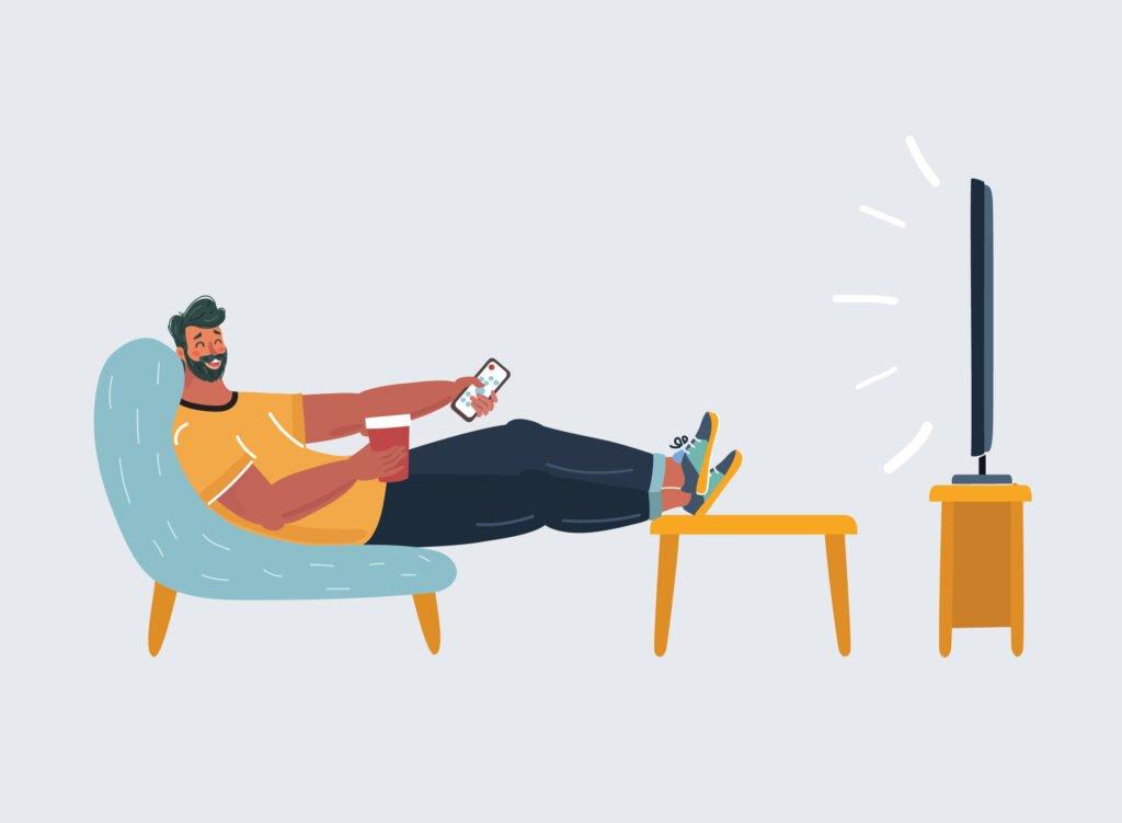 Stilul de viață sedentar